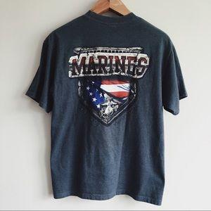 US Marines T-shirt (USMC)